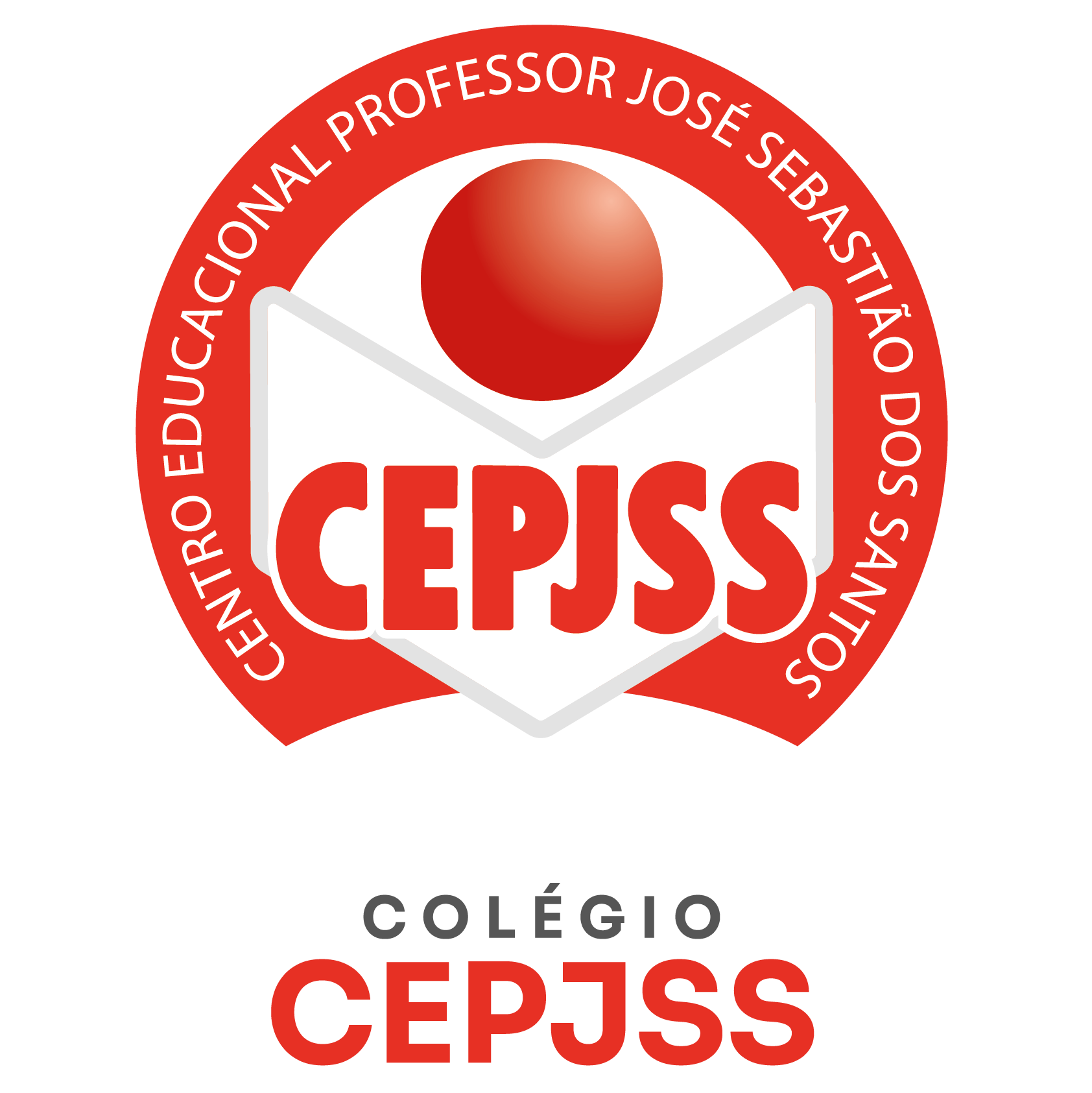 Logo do Colégio Cejpss